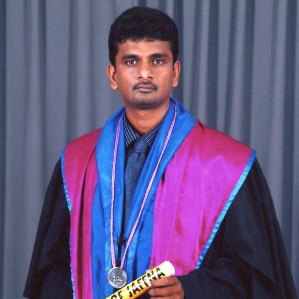 Mr.N. Umakanth : Senior Lecturer Gr. II (On Study Leave)