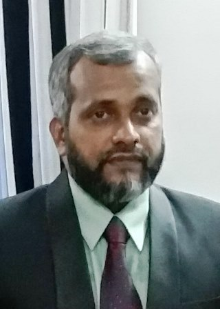 Mr. B.Prahalathan : Head, Senior Lecturer Gr I